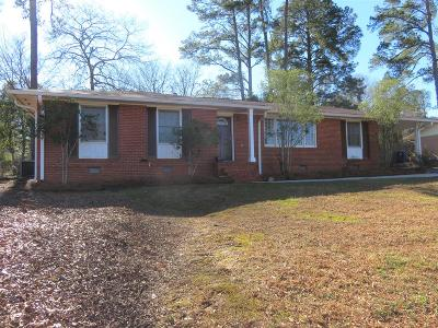 Single Family Home For Sale: 2410 Forest Park Road