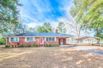 Jackson Single Family Home For Sale: 527 Highland Circle