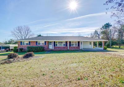 North Augusta SC Single Family Home For Sale: $132,900