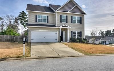 Grovetown Single Family Home For Sale: 847 Westlawn Drive