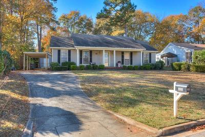 Martinez GA Single Family Home For Sale: $149,900