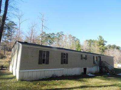 Lincoln County Manufactured Home For Sale: 1040 Panama Court