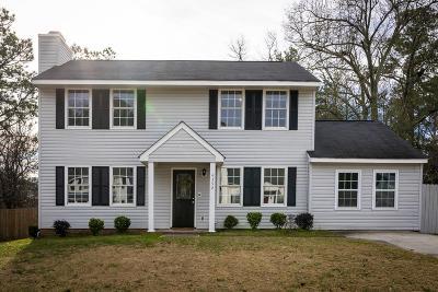 Martinez Single Family Home For Sale: 4392 Sandy Ridge Place