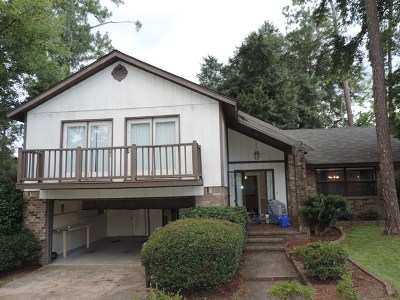 Augusta Single Family Home For Sale: 1704 Harrogate Drive