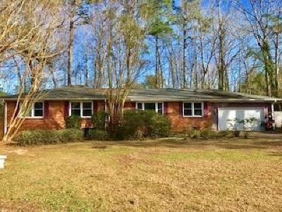 Martinez Single Family Home For Sale: 102 Morehead Drive