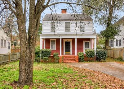 Augusta Single Family Home For Sale: 907 Heard Avenue