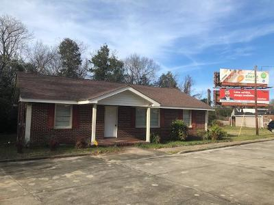 North Augusta Commercial For Sale: 120 Floyd