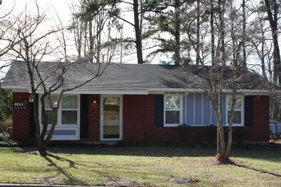 Augusta Single Family Home For Sale: 4044 Sweetbriar Drive