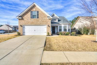 Grovetown Single Family Home For Sale: 605 Shipley Avenue