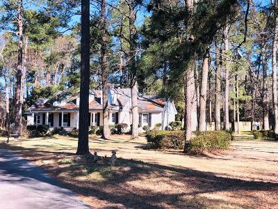North Augusta Single Family Home For Sale: 2011 Foxcreek Drive