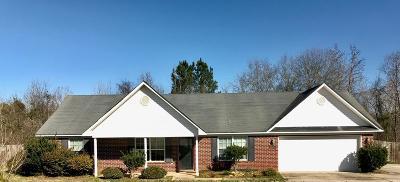 Grovetown Single Family Home For Sale: 321 Frick Lane