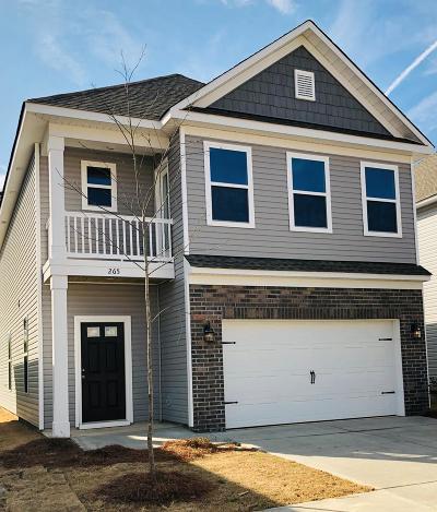 Grovetown GA Single Family Home For Sale: $192,500