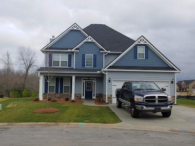 Grovetown Single Family Home For Sale: 404 Joy Springs Court
