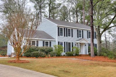 Martinez Single Family Home For Sale: 109 Spring Lake Circle