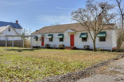 North Augusta Single Family Home For Sale: 806 Lake Avenue