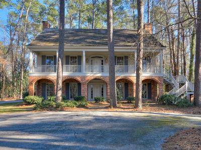 Richmond County Single Family Home For Sale: 770 Camellia Road
