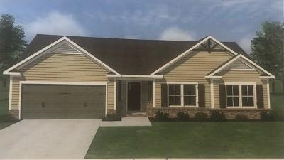 Grovetown Single Family Home For Sale: 6003 Settlement Court