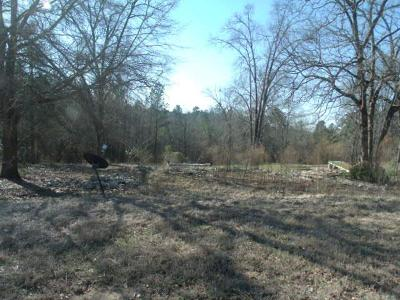 McDuffie County Residential Lots & Land For Sale: 2504 Reece Jones Road
