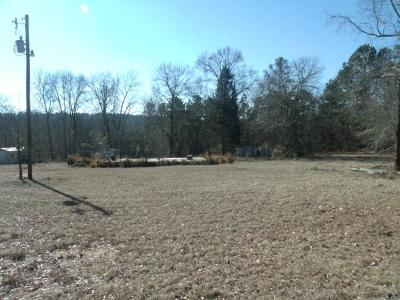 McDuffie County Residential Lots & Land For Sale: 2552 Reece Jones Road