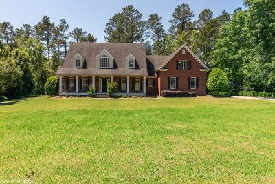 Evans Single Family Home For Sale: 5094 Bryant Cove Road