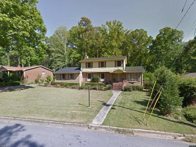 Augusta Single Family Home For Sale: 3626 Jamaica Drive