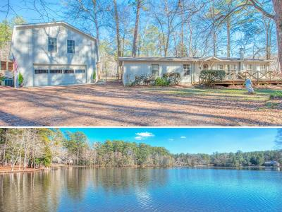 North Augusta Single Family Home For Sale: 326 Woldus Road