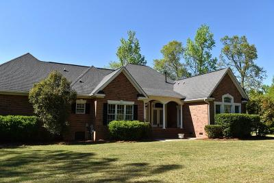 North Augusta Single Family Home For Sale: 65 Randolph Court
