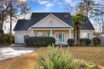 Evans Single Family Home For Sale: 543 Blue Ridge Crossing