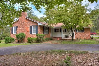 Aiken Single Family Home For Sale: 111 Crooked Creek Road