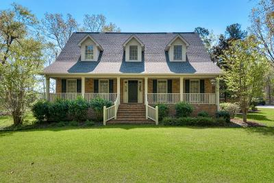 Aiken Single Family Home For Sale: 494 West Road