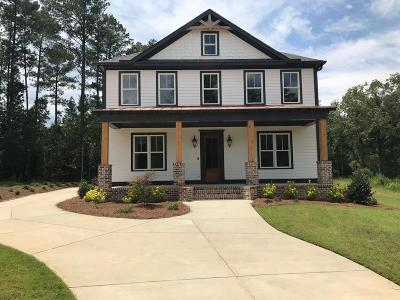Evans GA Single Family Home For Sale: $695,000