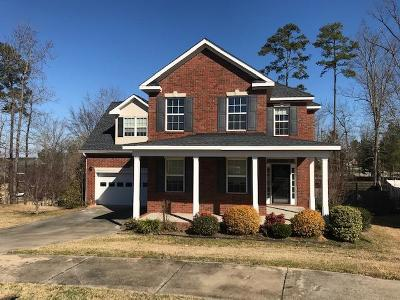 Columbia County, Richmond County Single Family Home For Sale: 209 Nicholson Street
