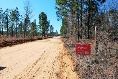 Aiken Residential Lots & Land For Sale: 775 Hutto Pond Road