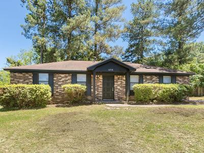 Martinez Single Family Home For Sale: 628 Thomas Drive