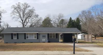 Grovetown Single Family Home For Sale: 205 Katherine Street