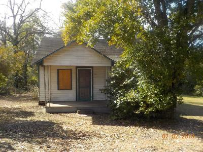 Richmond County Single Family Home For Sale: 541 Boy Scout Road #--