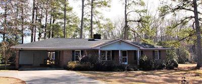 Thomson Single Family Home For Sale: 1007 Central Road