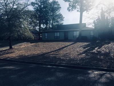 Hephzibah Single Family Home For Sale: 3614 San Sebastian Drive