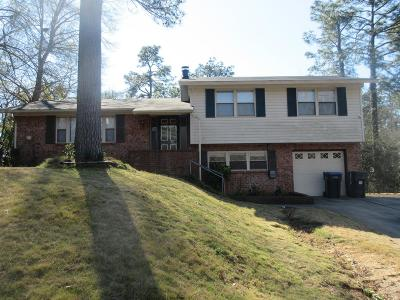 Augusta Single Family Home For Sale: 3531 Richmond Hill Road