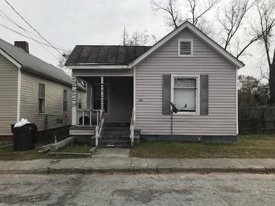 Richmond County Single Family Home For Sale: 216 Metcalf Street