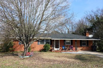 Augusta Single Family Home For Sale: 3317 Davant Street