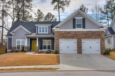 Evans Single Family Home For Sale: 4307 Satolah Ridge