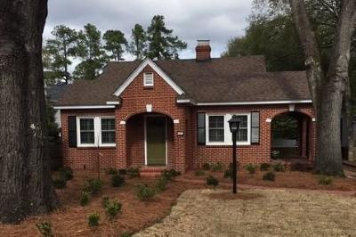Augusta Single Family Home For Sale: 2837 Lombardy Court