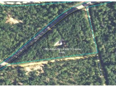 Lincolnton Residential Lots & Land For Sale: 1280 Indian Road