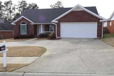 Grovetown Single Family Home For Sale: 1330 Wendell Lane