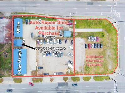 Augusta Commercial For Sale: 1437 Broad Street