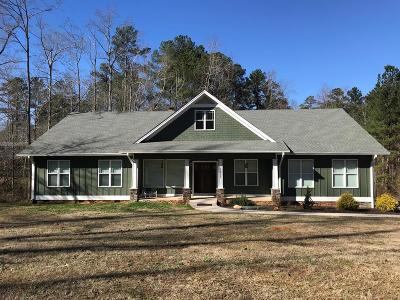 Edgefield County Single Family Home For Sale: 1730 Martintown Road