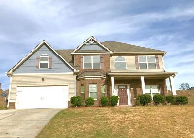 Hephzibah Single Family Home For Sale: 1440 Issac Way