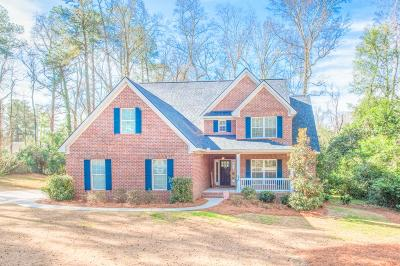North Augusta Single Family Home For Sale: 710 Woodlawn Avenue