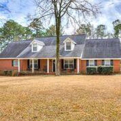 Single Family Home For Sale: 506 Waltons Ford Court